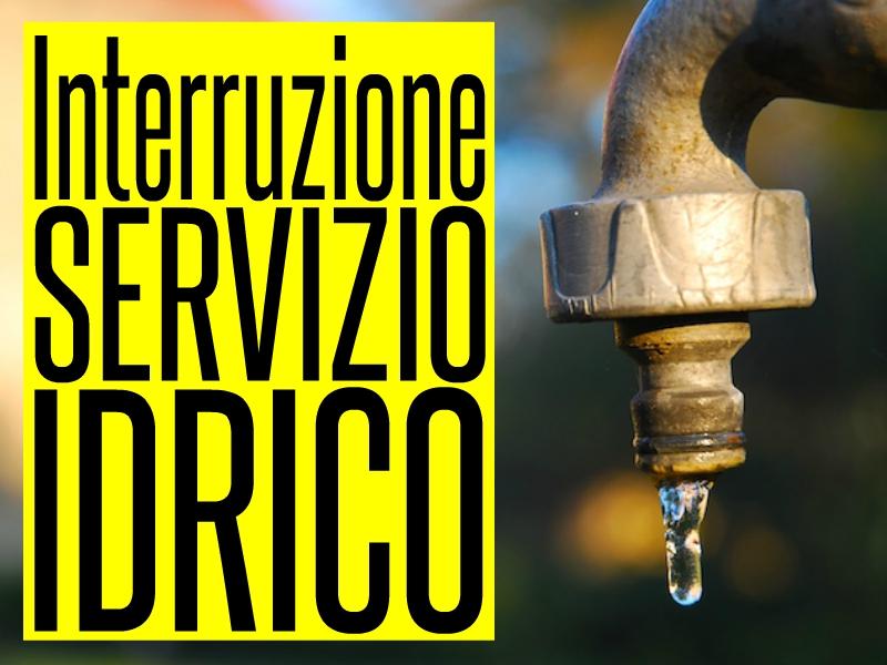 Rete idrica possibile diminuzione di pressione e portata - Portata pressione ...