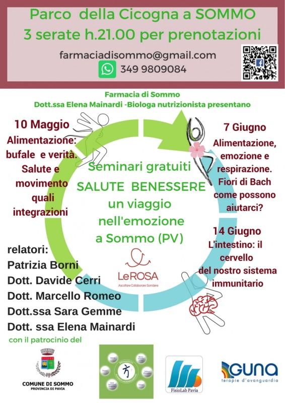 Seminari Salute E Benessere Sommo