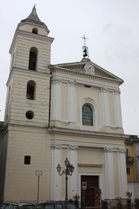 Sparanise - Chiesa Madre
